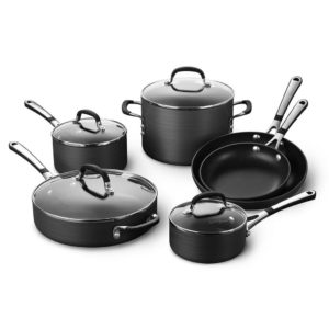 Best Calphalon 10 Piece Nonstick Cookware Review