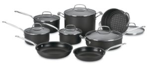best-cuisinart-66-14-nonstick-hard-anodized-cookware-reviews