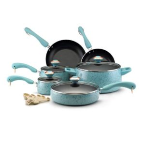best-paula-deen-signature-nonstick-15-piece-porcelain-cookware-reviews