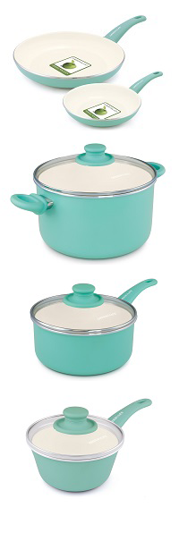 nonstick ceramic cookware sets